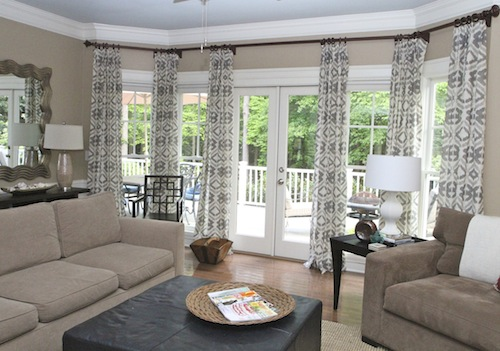 How To Lighten Up Your Space With New Window Treatments Lori May Interiors