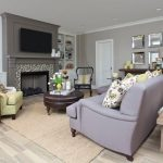 Put Your Feet Up – Comfortable Basement Lounging